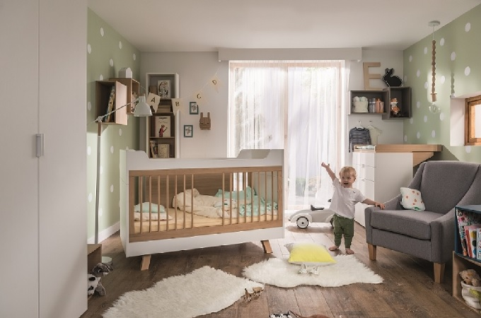 Babyzimmer set  Babyzimmer Set - Babyzimmer Set - QMM TraumMoebel