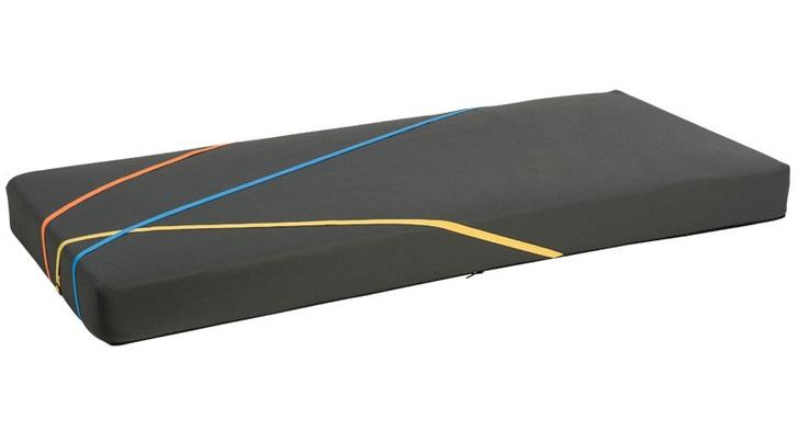 Matratzen farbig  Taschenfederkern-Matratze 200x90 3-Colors - QMM TraumMoebel