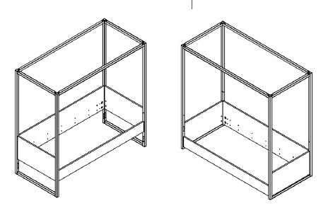 jugendzimmer kinderzimmer komplett calgary weiss schrank. Black Bedroom Furniture Sets. Home Design Ideas