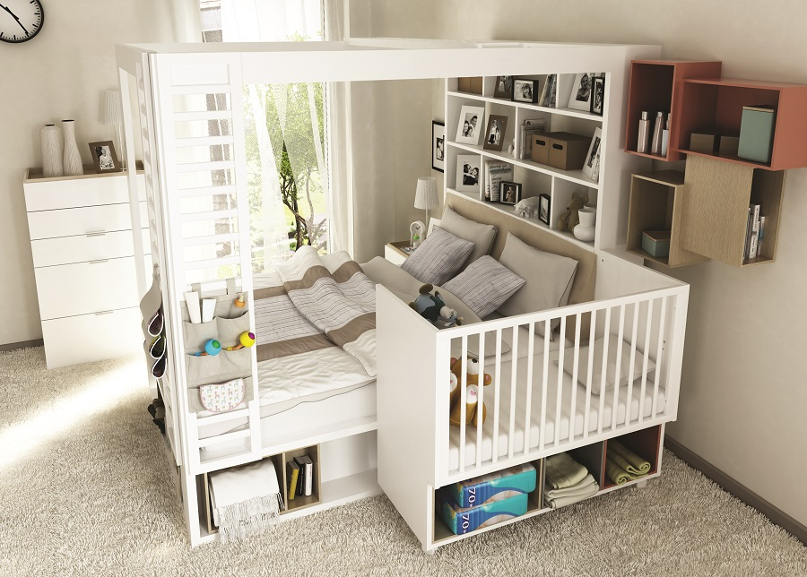Schlafzimmer Regal | Möbelideen
