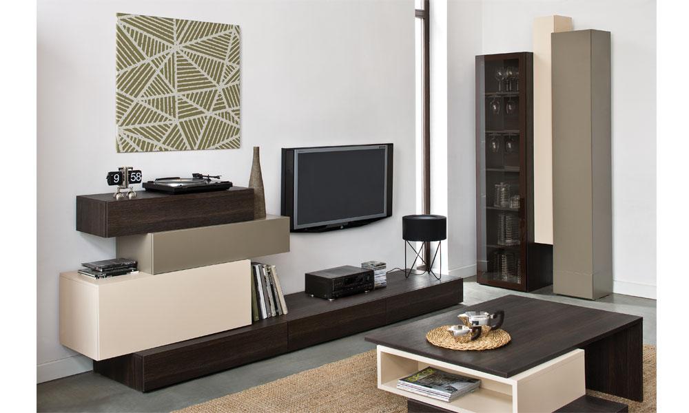 Details zu wohnzimmer m bel set phantasy wohnwand - Anbauwand modern ...