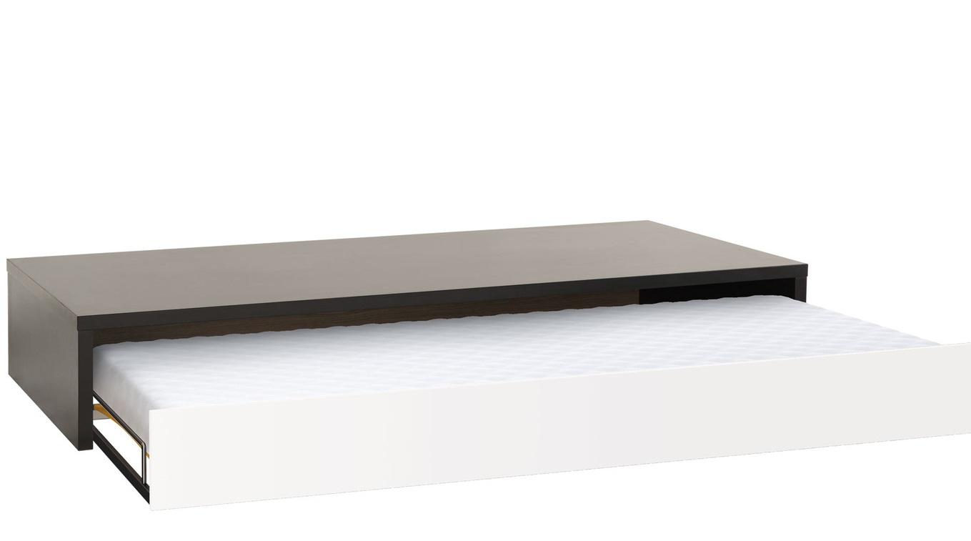 Podestelement f r tagesbettgestell mit g steliege qmm for Couch 0 finanzierung