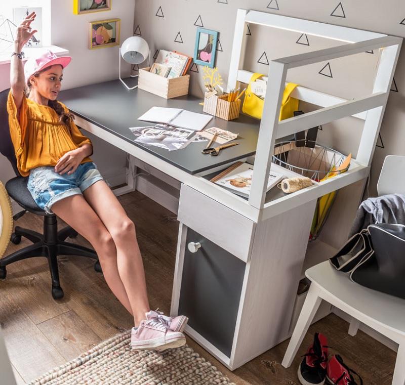 jugendzimmer kinderzimmer komplett nevis weiss set c schrank bett kasten kommode ebay. Black Bedroom Furniture Sets. Home Design Ideas