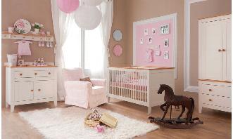 Babyzimmer einrichten  Dekoration für zu Hause
