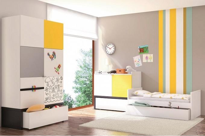 babyzimmer komplett gnstig kaufen. Black Bedroom Furniture Sets. Home Design Ideas
