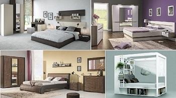 Schlafzimmer komplett & Schlafzimmer Set günstig bei QMM TraumMöbel ...