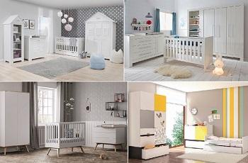 Babyzimmer weiss