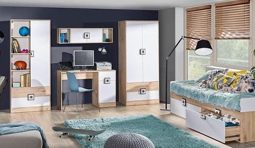 komplette jugendzimmer hochwertig elegant g nstig qmm traumm bel qmm traummoebel. Black Bedroom Furniture Sets. Home Design Ideas