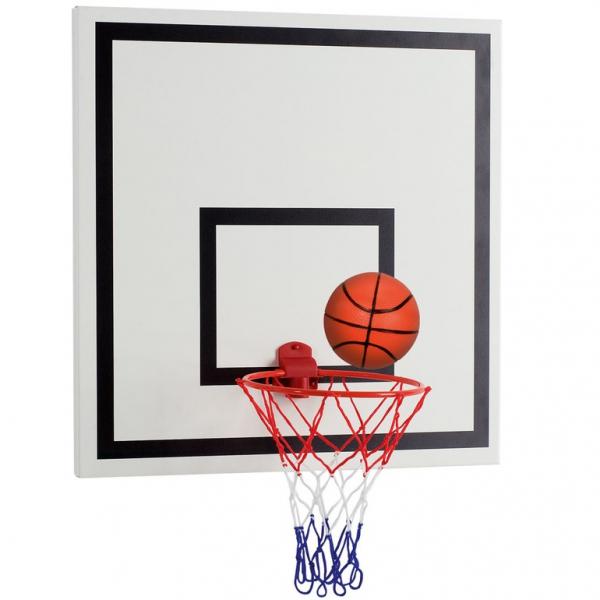 Metallplatte Basketball
