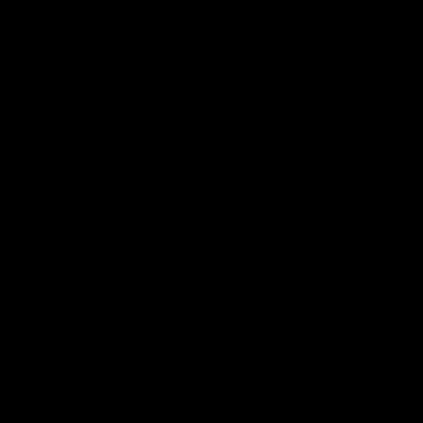 Metallplatte Schwarz