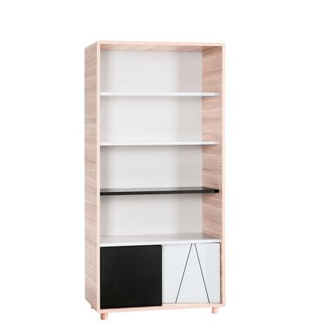 Bücherregal 3-Colors