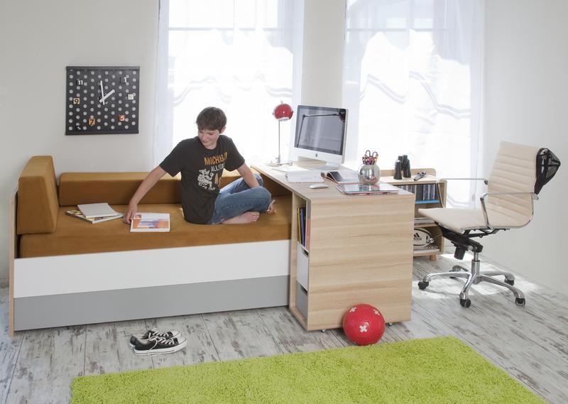 Jugendzimmer komplett 3 colors qmm traummoebel for Jugendzimmer ohne schreibtisch