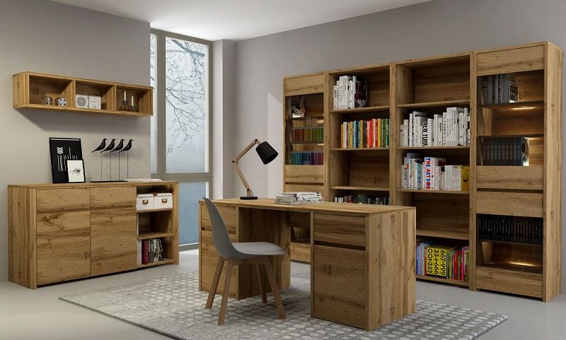Büromöbel Set B Forest
