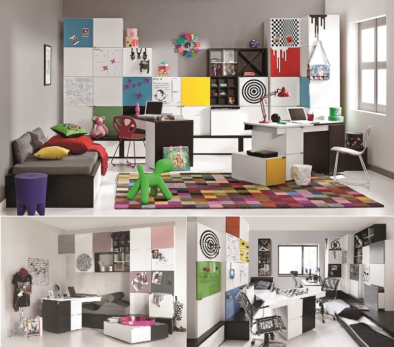 metallplatte wei qmm traummoebel. Black Bedroom Furniture Sets. Home Design Ideas