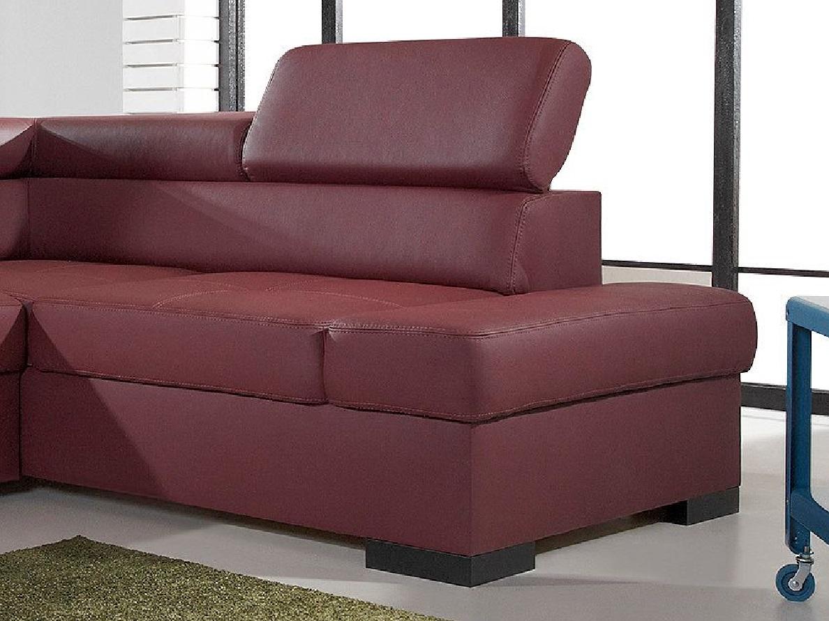 polsterecke ecksofa mit schlaffunktion nelly 2 qmm traummoebel. Black Bedroom Furniture Sets. Home Design Ideas
