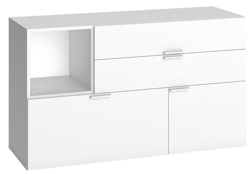 niedrige kommode calgary qmm traummoebel. Black Bedroom Furniture Sets. Home Design Ideas