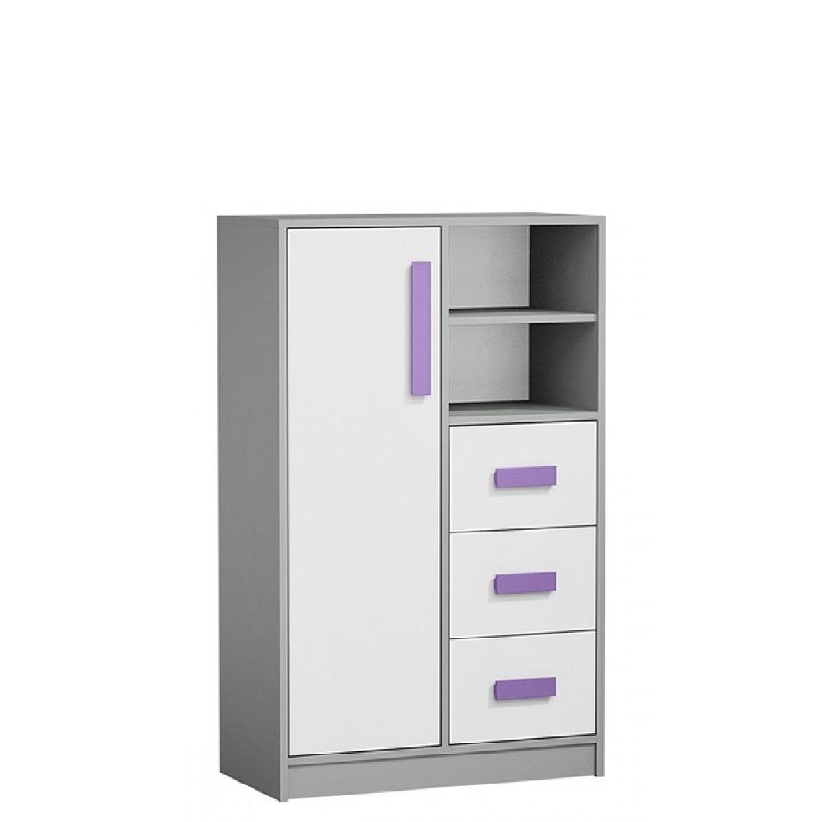 hohe kommode 80 grant qmm traummoebel. Black Bedroom Furniture Sets. Home Design Ideas