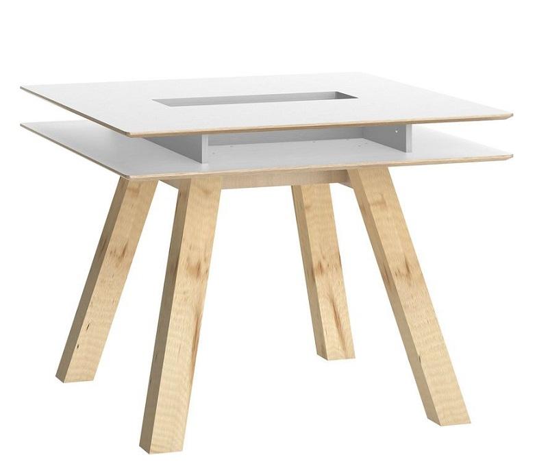 Einzigartig Esstisch 100x100 Das Beste Von Tisch Weiss Calgary