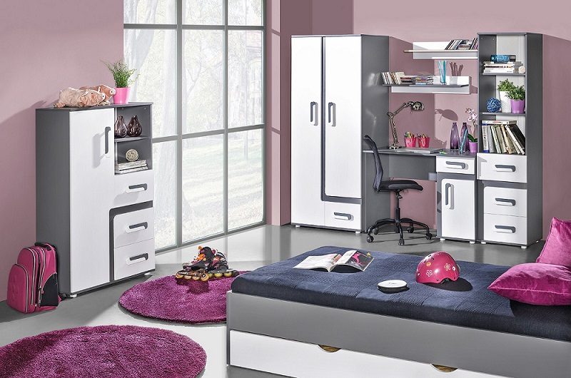 hohe kommode 85 alex qmm traummoebel. Black Bedroom Furniture Sets. Home Design Ideas