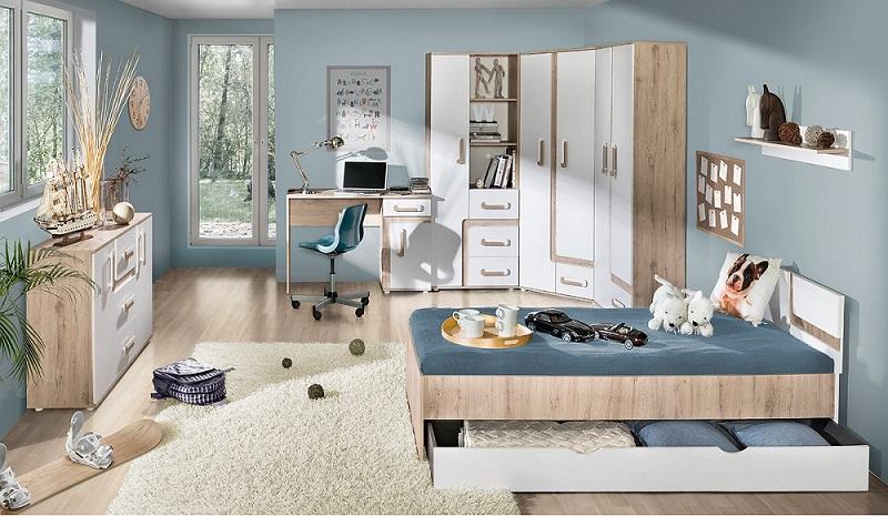 schubkasten zum bett 200x90 alex qmm traummoebel. Black Bedroom Furniture Sets. Home Design Ideas