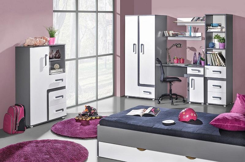bett 200x90 alex qmm traummoebel. Black Bedroom Furniture Sets. Home Design Ideas