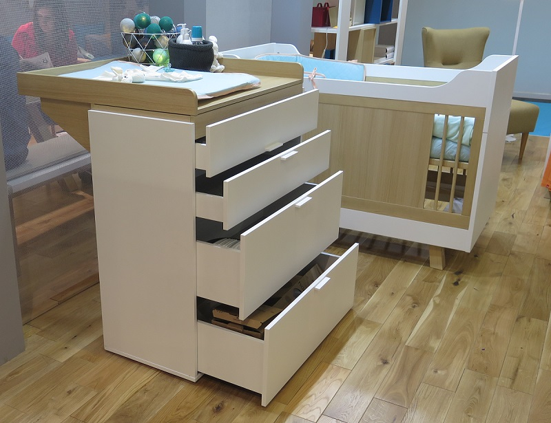 babyzimmer kinderzimmer weiss calgary komplett schrank. Black Bedroom Furniture Sets. Home Design Ideas