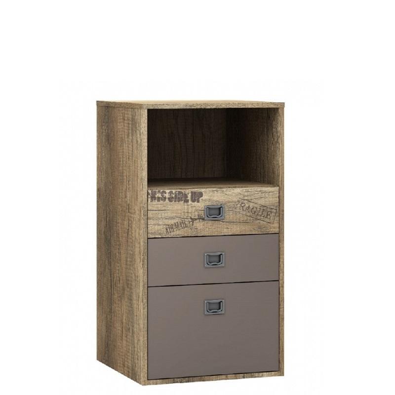 schmale kommode karibik qmm traummoebel. Black Bedroom Furniture Sets. Home Design Ideas
