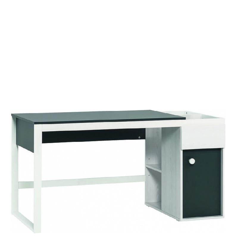 Schreibtisch 140 nevis qmm traummoebel for Schreibtisch 140