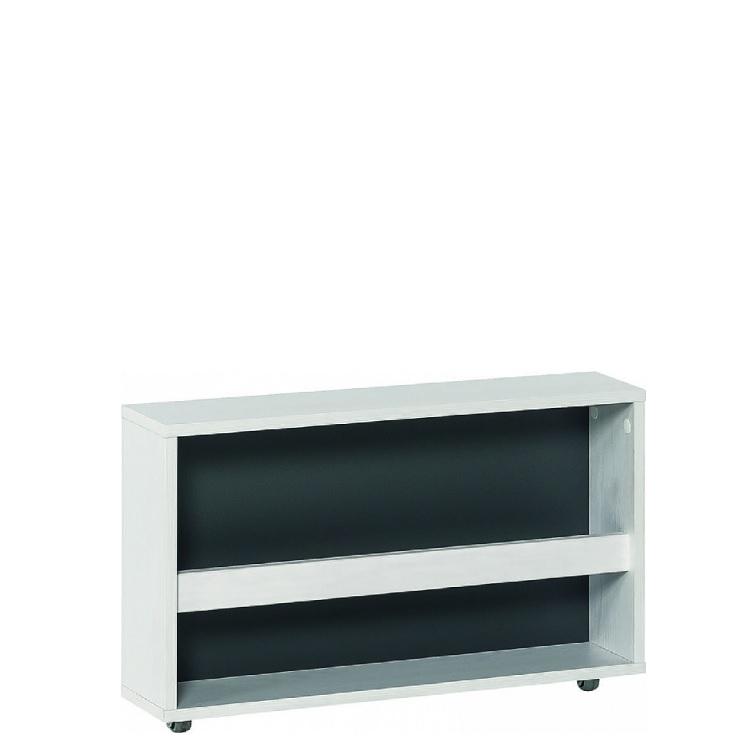 regalelement f r schublade f r bett 200x90 nevis qmm traummoebel. Black Bedroom Furniture Sets. Home Design Ideas