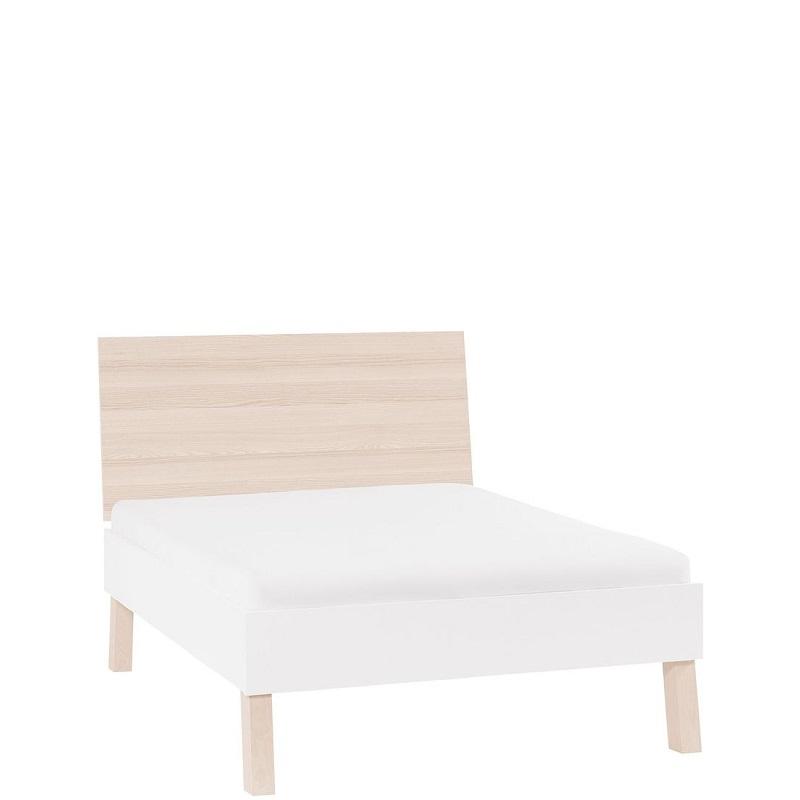 bett 200x140 indiana mit flachem kopfteil qmm traummoebel. Black Bedroom Furniture Sets. Home Design Ideas