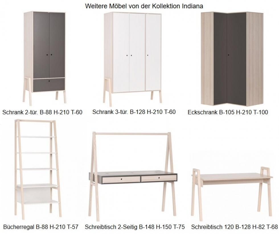 organizer ordo t rkis qmm traummoebel. Black Bedroom Furniture Sets. Home Design Ideas