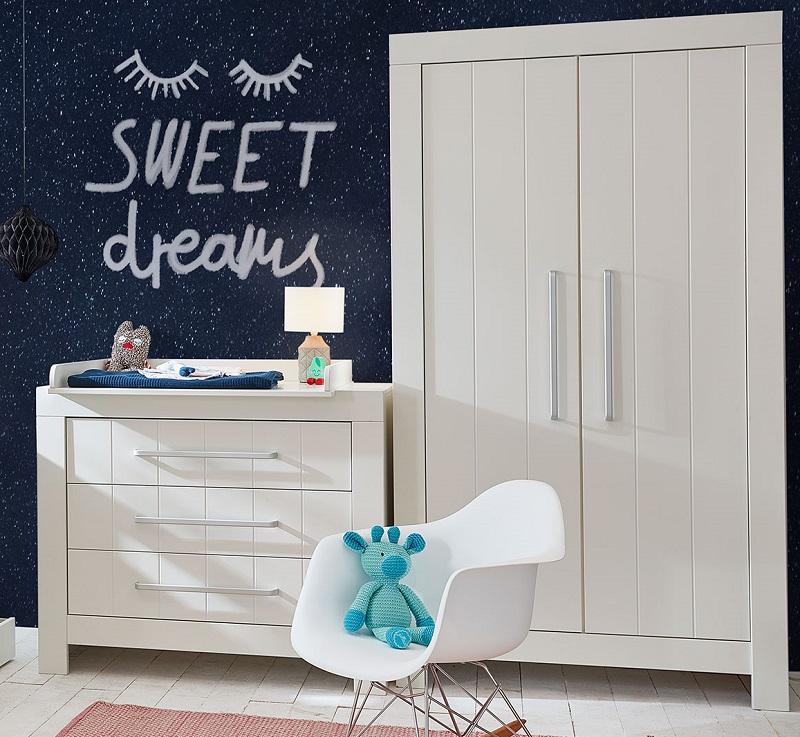 babyzimmer komplett cannes set a qmm traummoebel. Black Bedroom Furniture Sets. Home Design Ideas
