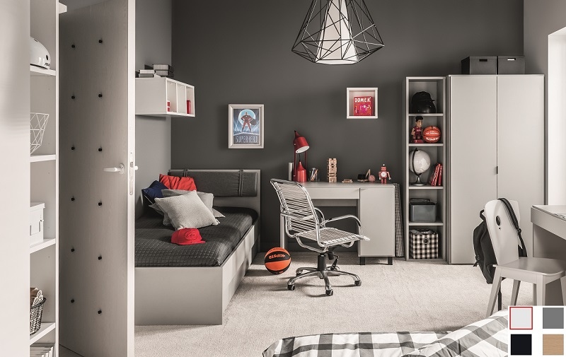 jugendzimmer kinderzimmer komplett set choice 5 tlg wei. Black Bedroom Furniture Sets. Home Design Ideas