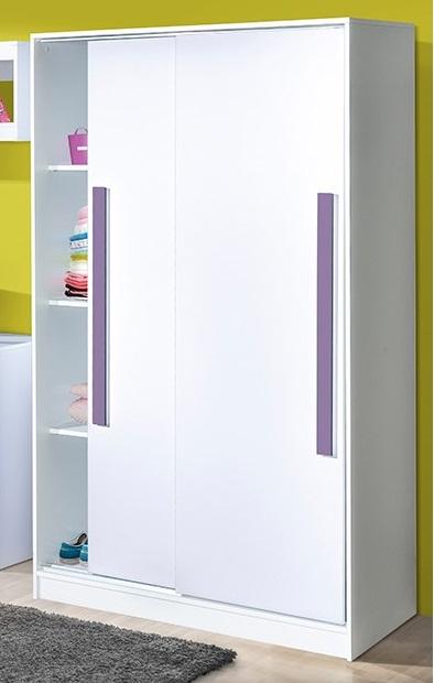 jugendzimmer kinderzimmer komplett hochglanz wei gerome set f schreibtisch bett ebay. Black Bedroom Furniture Sets. Home Design Ideas