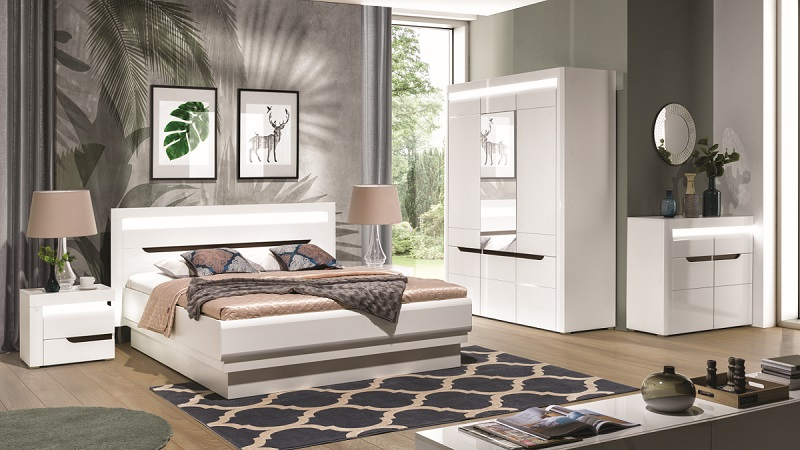 led beleuchtung zum bett iris qmm traummoebel. Black Bedroom Furniture Sets. Home Design Ideas