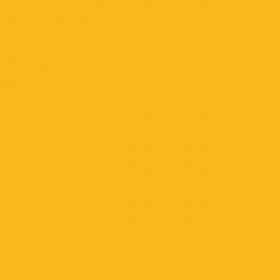 Metallplatte Gelb