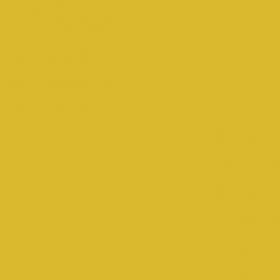 Metallplatte Zitronengelb