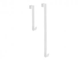 Häkchen-Set weiß