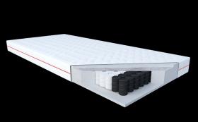 Taschenfederkern-Matratze 200x140 cm