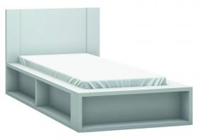 Bett 200x120 Calgary mit aufklappbarem Lattenrost
