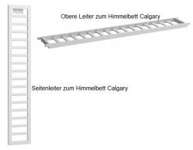 Seitenleiter zum Himmelbett 200x160 Calgary