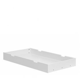 Schublade zum Bett 140x70 Saint-Tropez Weiß MDF