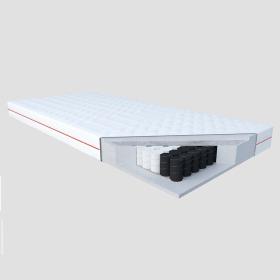 Taschenfederkern-Matratze 200x180 cm