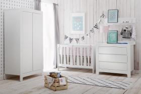 Babyzimmer komplett Nicea Set A