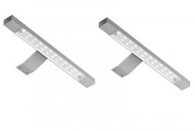 LED-Doppelbeleuchtung für Schränke Linn