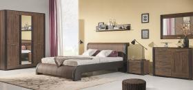 Schlafzimmer komplett Nell 6-tlg Set B