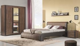 Schlafzimmer komplett Nell 5-tlg Set A