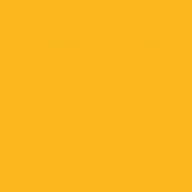 Metallplatte Gelb für Schreibtisch Black&White