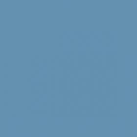 Metallplatte Hellblau für Schreibtisch Black&White