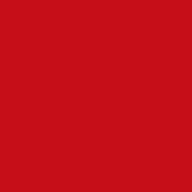 Metallplatte Rot für Schreibtisch Black&White